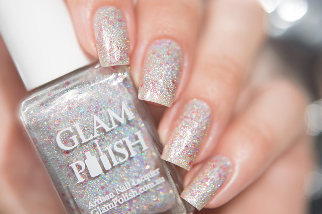 Glam Polish Six Impossible Things | It's Only Dream, Alice collection