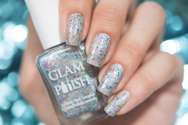 Glam Polish You're Entirely BONKERS | It's Only Dream, Alice collection