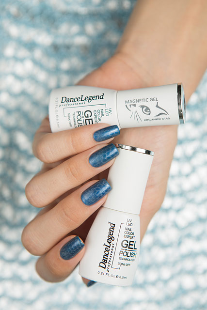 Dance Legend Magnetic Gel Top collection