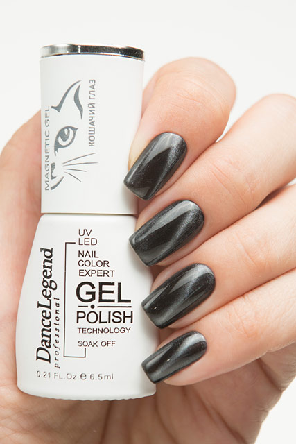 LE 51 Silver | Dance Legend Magnetic Gel Top collection