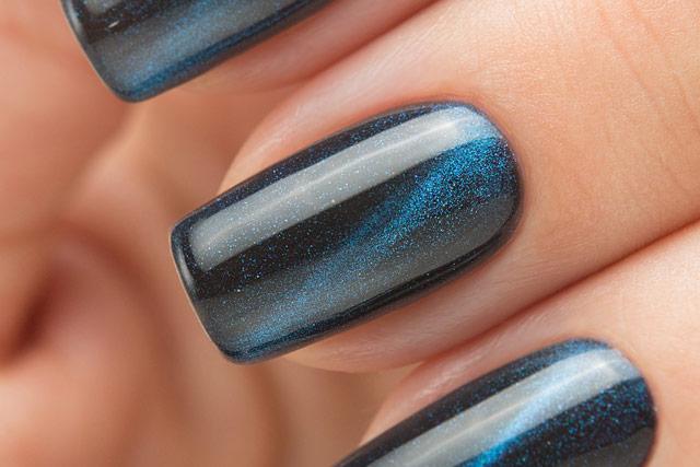 LE 55 Blue | Dance Legend Magnetic Gel Top collection