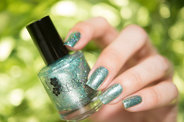KBShimmer Flake Me Home Tonight | Fall 2016 collection