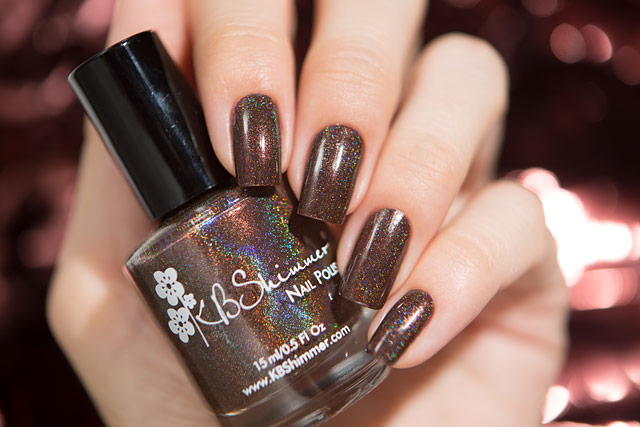 KBShimmer Oh My Ganache | Fall 2016 collection