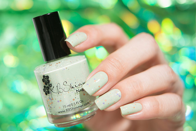 KBShimmer Sage It Ain't So | Fall 2016 collection