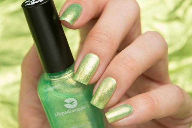 LilypadLacquer Lime Spritz