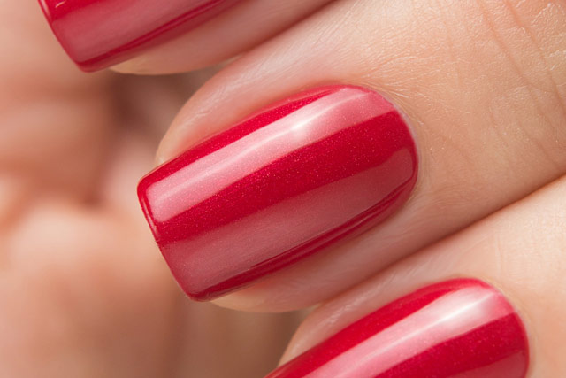 Dance Legend LE57 Red Is The New Red | Red Show Gel collection