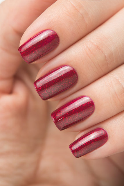 Dance Legend LE61 Red Inside | Red Show Gel collection