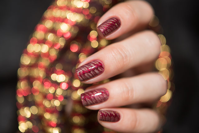 Dance Legend LE62 Redrum LE30 Vertigo Red Show Gel collection