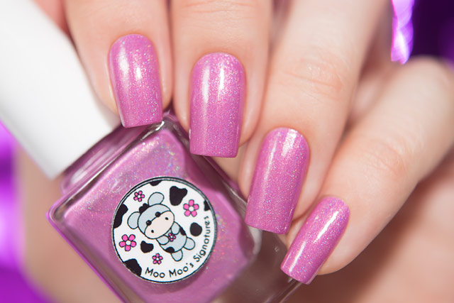 Moo Moo Polish | Chang-E | The Legend of Moon Goddess Collection