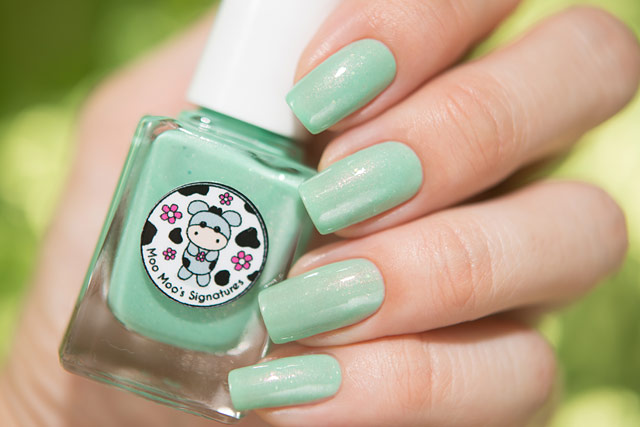 Moo Moo Polish | Jade Rabbit | The Legend of Moon Goddess Collection