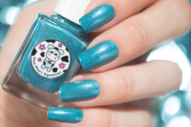 Moo Moo Polish | Palace In The Moon | The Legend of Moon Goddess Collection