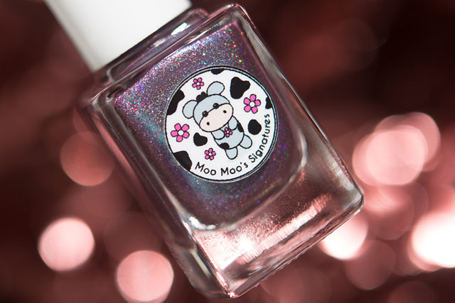 Moo Moo Polish | Quietly Cast The Moo Spell | Moo Moo's Story Part I