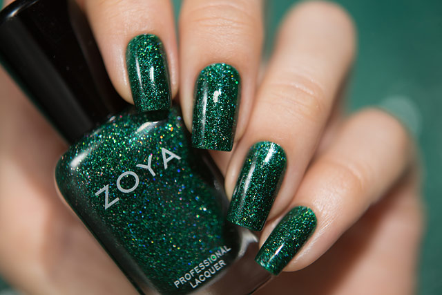 Zoya Merida| Urban Grunge collection