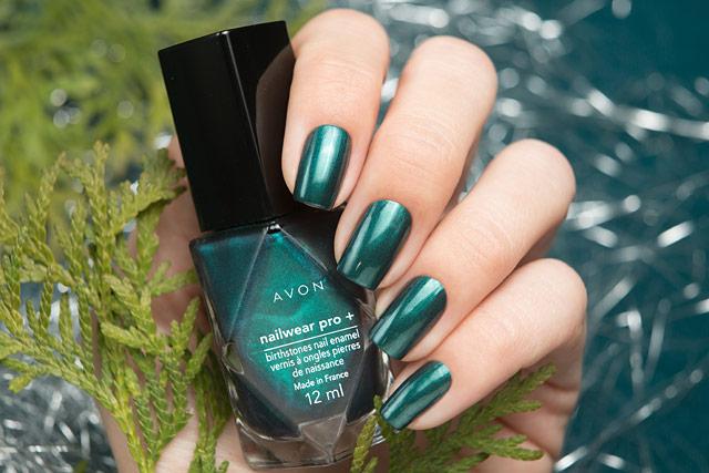 AVON Emerald / Изумруд / Смарагд | NailWear Pro+