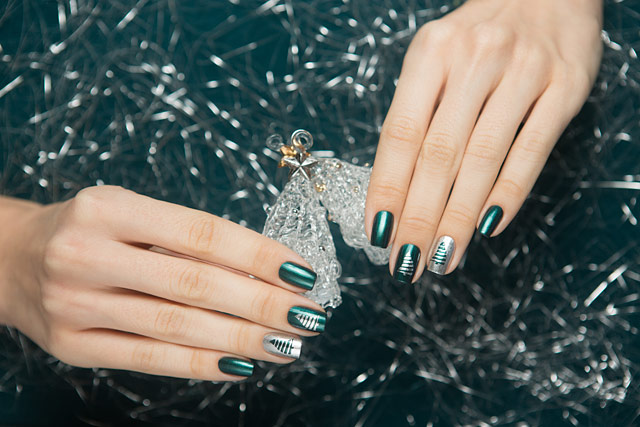 AVON Emerald Diamond | NailWear Pro+ | PRIMA Nails Новогоднее чудо