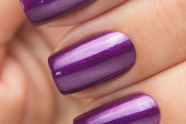 China Glaze 83615 Purple Action | Rebel collection