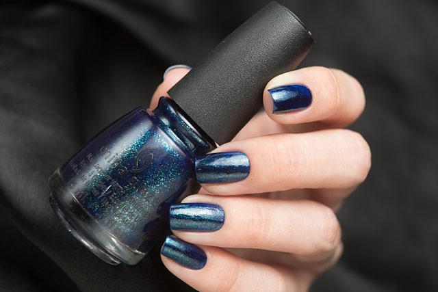 China Glaze 83613 Blue-ya! | Rebel collection