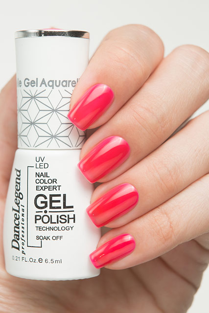 Dance Legend LE65 Degas | Gel Polish | Gel Aquarelle