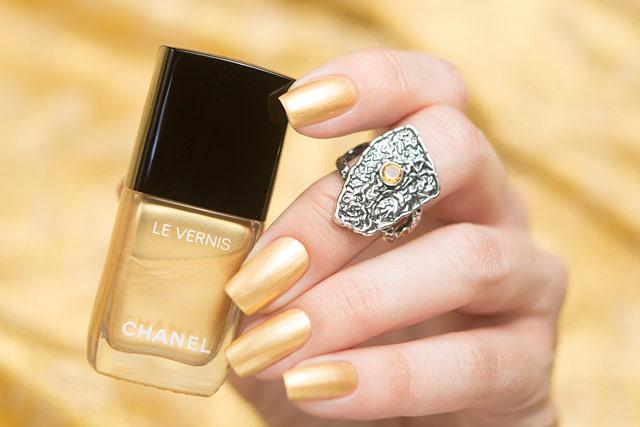 Chanel 518 Chaine Or | Oringo.com.ua