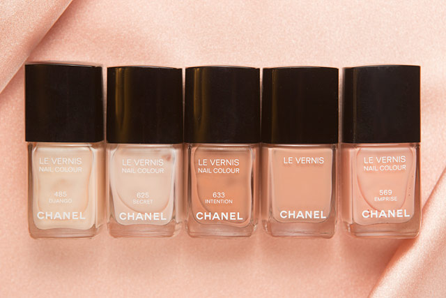 Chanel Django | Secret | Intention | Beige Beige | Emprise