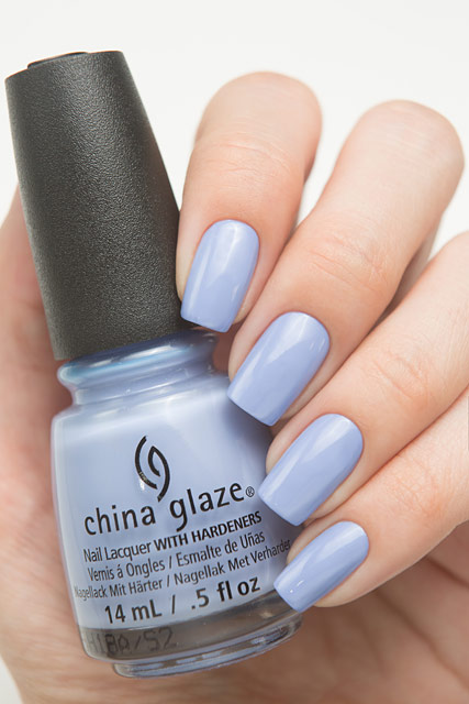 China Glaze 83786 Good Tide-ings | Seas & Greetings collection