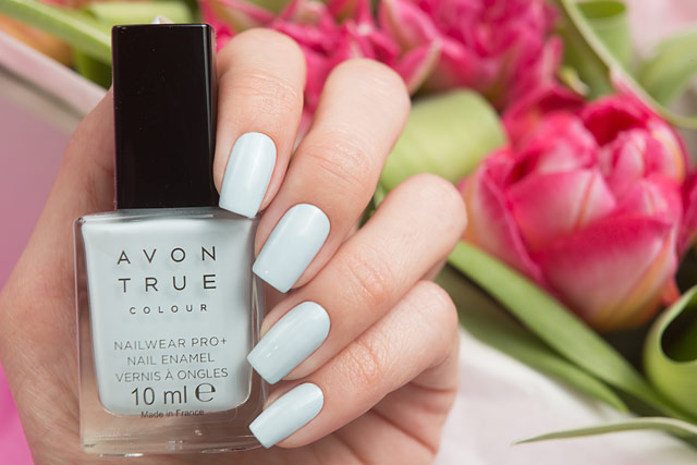 AVON Blue Belle | True Colour Nailwear Pro+