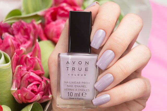 AVON Lavender Luxury | True Colour Nailwear Pro+