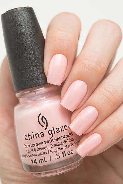 China Glaze 83777 Eat, Pink, Be Merry | Seas & Greetings collection