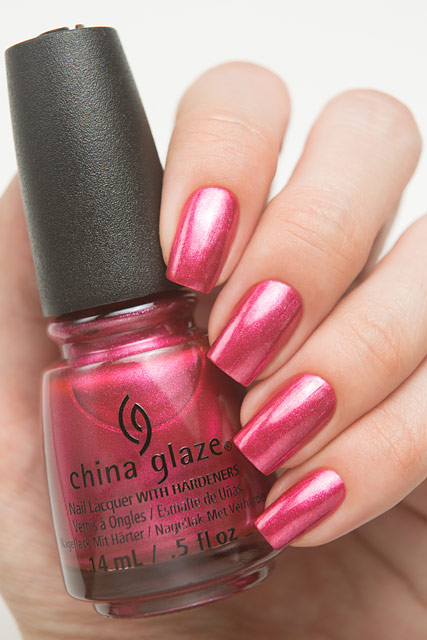 China Glaze 83780 The More The Berrier | Seas & Greetings collection
