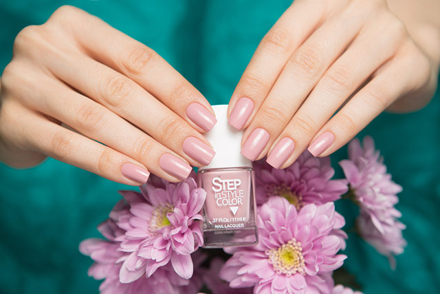 Step Gel-Effect 7 | Гель-лак без лампы / UV-lamp free collection