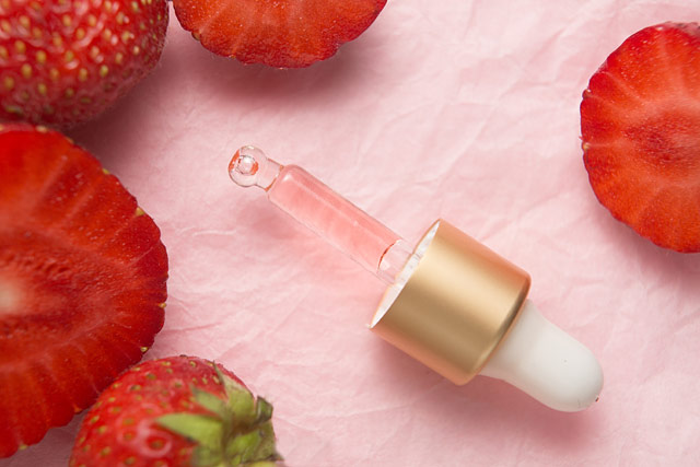 Step Масло клубника | Strawberry Nail and Cuticle Oil