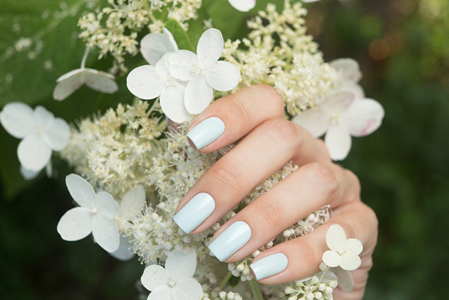 Chanel Bleu Pastel