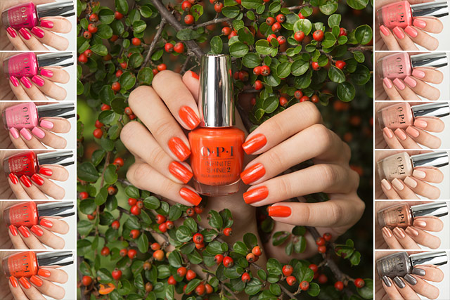 OPI California Dreaming collection | Infinite Shine