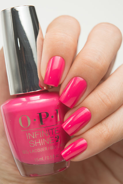 OPI ISL D35 GPS I Love You | California Dreaming collection | Infinite Shine