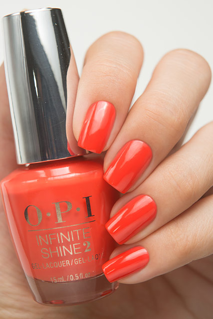 OPI ISL D38 Me, Myselfie & I | California Dreaming collection | Infinite Shine