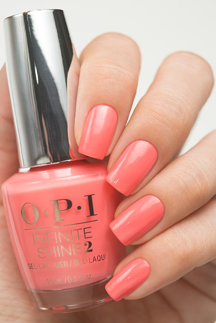 OPI ISL D40 Time For a Napa | California Dreaming collection | Infinite Shine