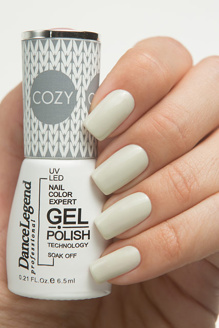 LE 87 Lazy Morning Dance Legend Gel Polish Cozy collection