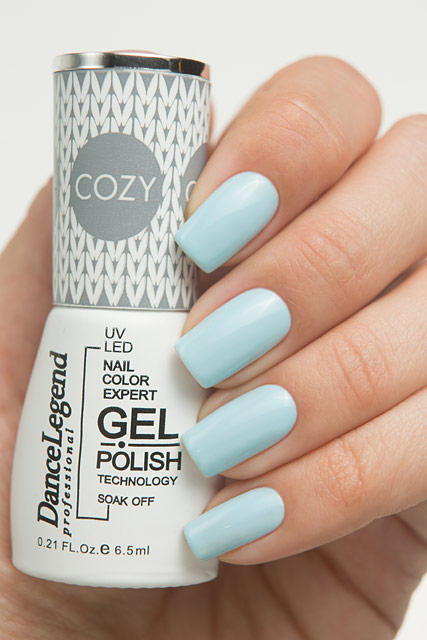 LE 88 Blanket Fort Dance Legend Gel Polish Cozy collection