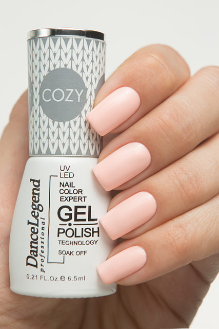 LE 89 Oh Fudge Dance Legend Gel Polish Cozy collection