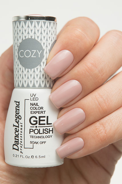 LE 90 I Should Cocoa Dance Legend Gel Polish Cozy collection
