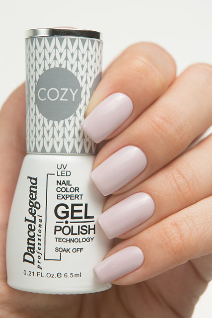 LE 91 Rain Outside Dance Legend Gel Polish Cozy collection