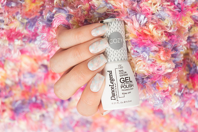 Dance Legend Gel Polish Cozy collection