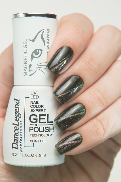 LE 102 Toothless | Dance Legend Gel Polish Imaginarium collection