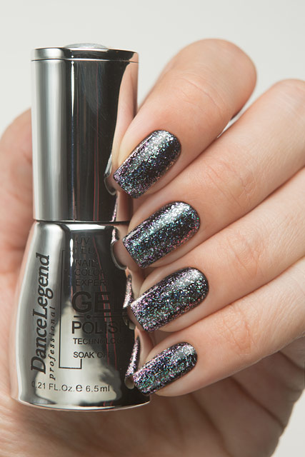 LE 97 Turn and Caph | Dance Legend professional Gel polish Interstellar collection