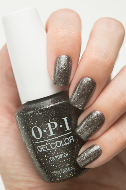 OPI GC G05 - DS Pewter
