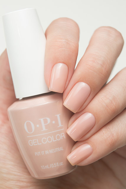 OPI GC T5 - Put It In Neutral