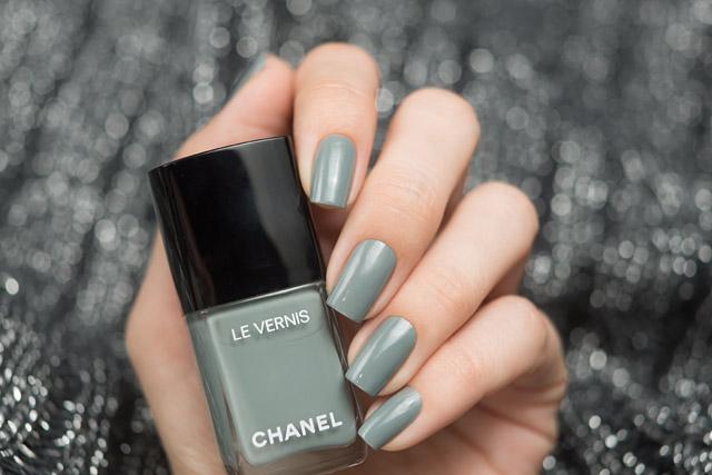 Chanel Washed Denim