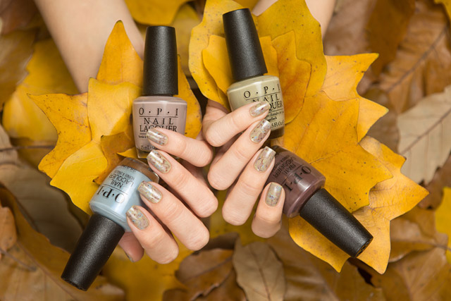 OPI Iceland collection | Fall Winter 2017/18