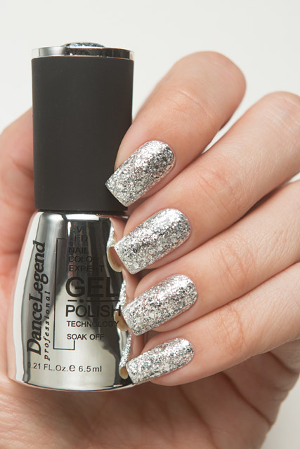 LE114 Quid pro Quartz | Dance Legend Gel Polish Jewels collection