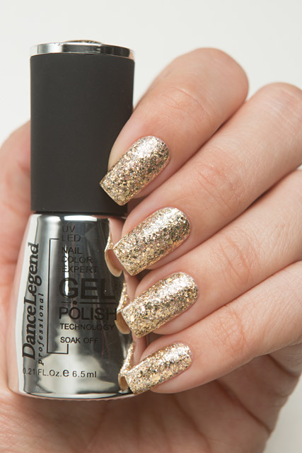 LE116 The Pyrite Bay | Dance Legend Gel Polish Jewels collection